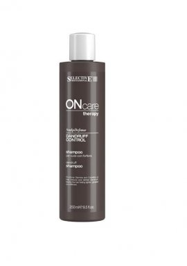 Selective On Care Therapy Dandruff Control Shampoo - Шампунь против перхоти (250 мл)