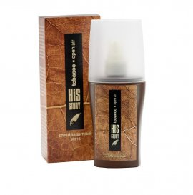 Premium His Story Tobacco SPF15 «Open Air» - Спрей защитный (100 мл)