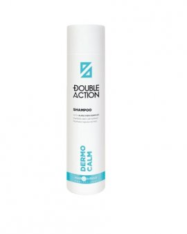 Hair Company Double Action Dermo Calm Shampoo - Шампунь смягчающий (250 мл)