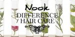 Nook Hair Care - косметика для волос