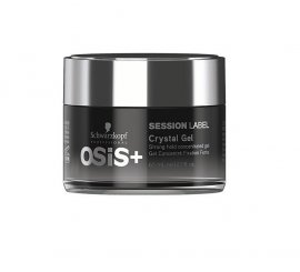 Schwarzkopf Professional Osis Session Label Crystal Gel - Гель с Экстра-Фиксацией (75 мл)