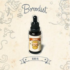 Borodist Beard Oil - Масло для бороды