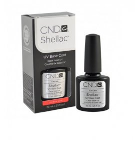 CND Creative Shellac Base Coat - Базовое покрытие (7,3 мл)
