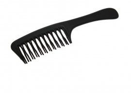 Sibel - Расчёска с двойными зубьями Double Toothed Handle Comb